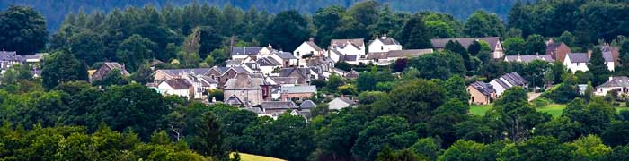 Gartmore is a lovely village in The Trossachs